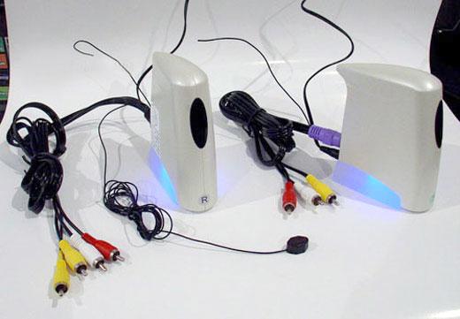 Передача и прием видео/аудио